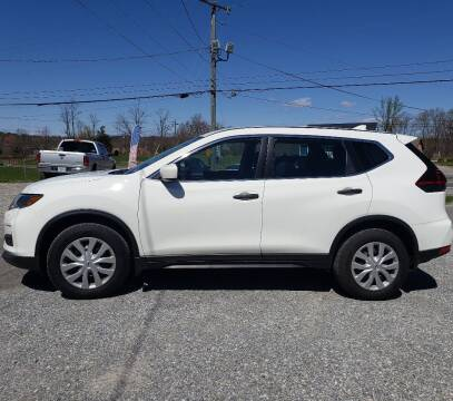 2018 Nissan Rogue for sale at 220 Auto Sales in Rocky Mount VA