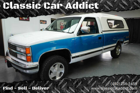 1992 Chevrolet C/K 1500 Series for sale at Classic Car Addict in Mesa AZ