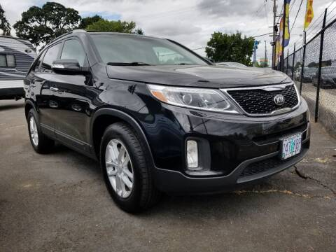 2016 Kia Sorento for sale at Universal Auto Sales in Salem OR