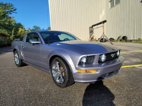 2007 Ford Mustang for sale at Velocity Motors in Newton MA