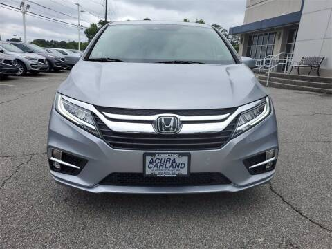 2018 Honda Odyssey for sale at Southern Auto Solutions - Acura Carland in Marietta GA