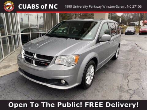 2020 Dodge Grand Caravan for sale at Credit Union Auto Buying Service in Winston Salem NC