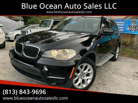 2011 BMW X5 for sale at Blue Ocean Auto Sales LLC in Tampa FL