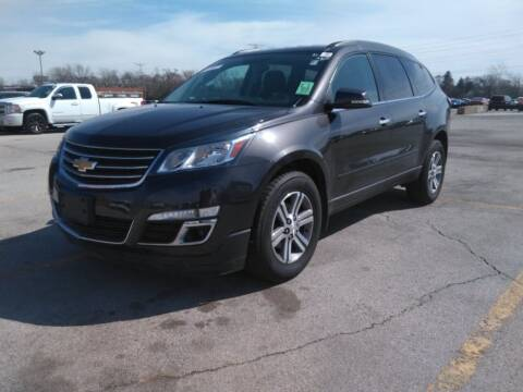 2015 Chevrolet Traverse for sale at Valpo Motors Inc. in Valparaiso IN
