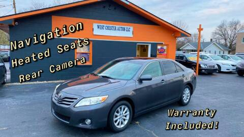 2011 Toyota Camry for sale at West Chester Autos in Hamilton OH