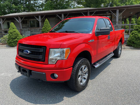 2014 Ford F-150 for sale at Highland Auto Sales in Boone NC