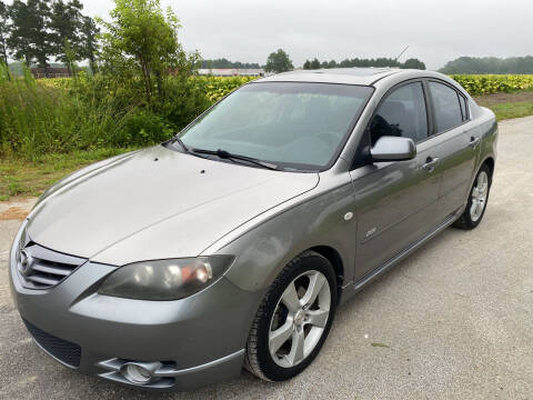 2006 Mazda MAZDA3 for sale at Southtown Auto Sales in Whiteville NC