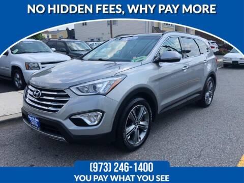 2016 Hyundai Santa Fe for sale at Route 46 Auto Sales Inc in Lodi NJ