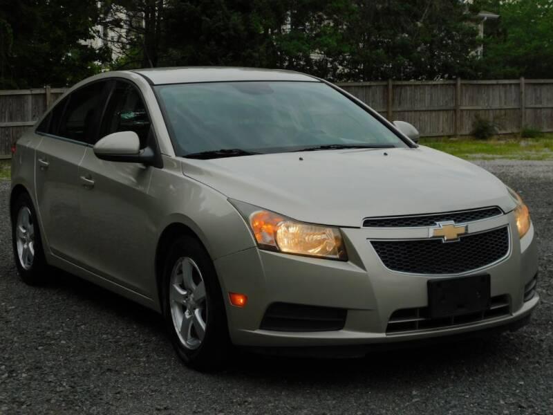 2013 Chevrolet Cruze for sale at Prize Auto in Alexandria VA
