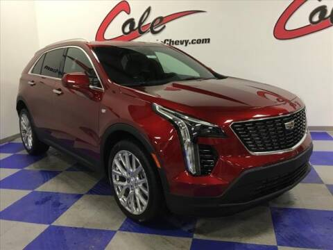 2021 Cadillac XT4 for sale at Cole Chevy Pre-Owned in Bluefield WV