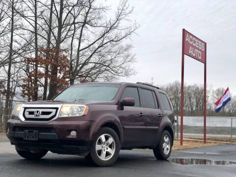 2011 Honda Pilot for sale at Access Auto in Cabot AR