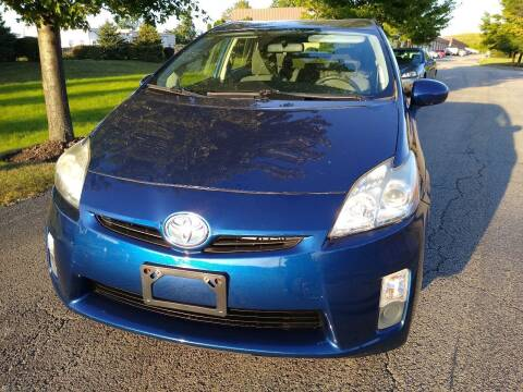 2010 Toyota Prius for sale at Luxury Cars Xchange in Lockport IL