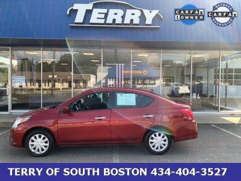 2019 Nissan Versa for sale at Terry of South Boston in South Boston VA
