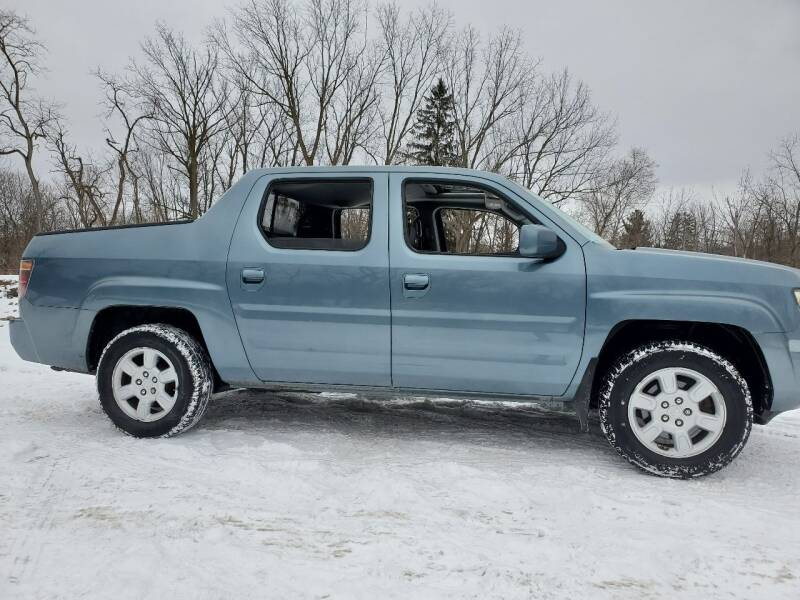 2006 Honda Ridgeline for sale at Auto Link Inc in Spencerport NY