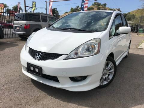 2011 Honda Fit for sale at Vtek Motorsports in El Cajon CA