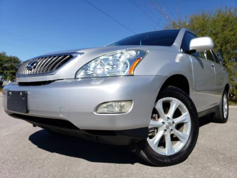 2009 Lexus RX 350 for sale at Carzready in San Antonio TX