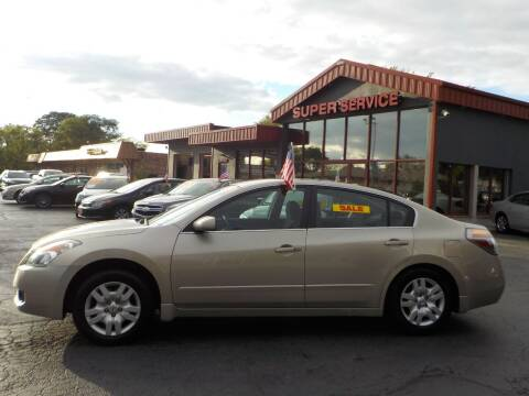 2009 Nissan Altima for sale at Super Service Used Cars in Milwaukee WI