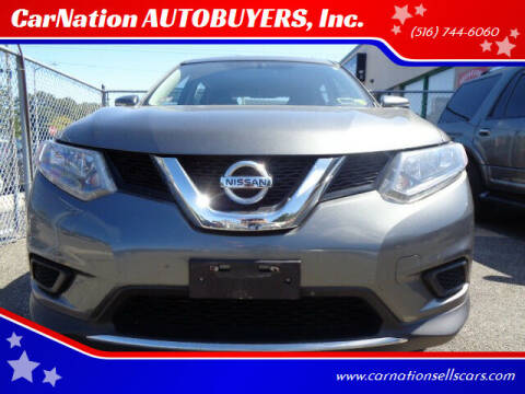 2014 Nissan Rogue for sale at CarNation AUTOBUYERS, Inc. in Rockville Centre NY