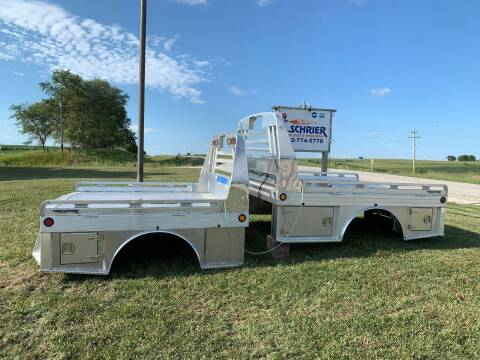 2021 Hillsboro 4000 Series Aluminum Flatbed for sale at Schrier Auto Body & Restoration in Cumberland IA