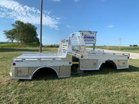 2022 Hillsboro 4000 Series Aluminum Flatbed for sale at Schrier Auto Body & Restoration in Cumberland IA
