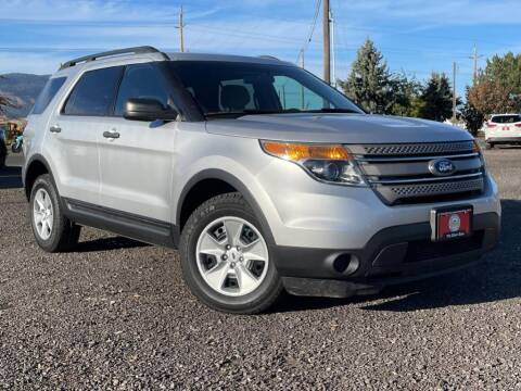2013 Ford Explorer for sale at The Other Guys Auto Sales in Island City OR