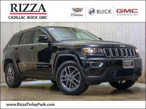 2020 Jeep Grand Cherokee for sale at Rizza Buick GMC Cadillac in Tinley Park IL