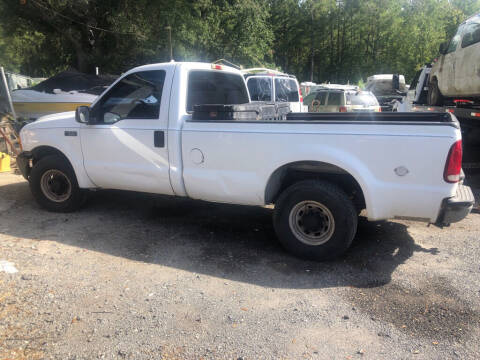 1999 Ford F-350 Super Duty for sale at Windsor Auto Sales in Charleston SC