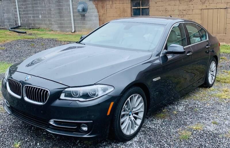 2015 BMW 5 Series for sale at Jake's Enterprise and Rental LLC in Dalton GA