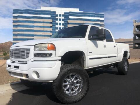 2007 GMC Sierra 2500HD Classic for sale at Day & Night Truck Sales in Tempe AZ