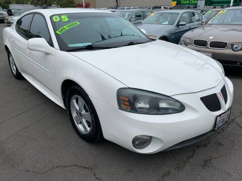 2005 Pontiac Grand Prix for sale at North County Auto in Oceanside CA