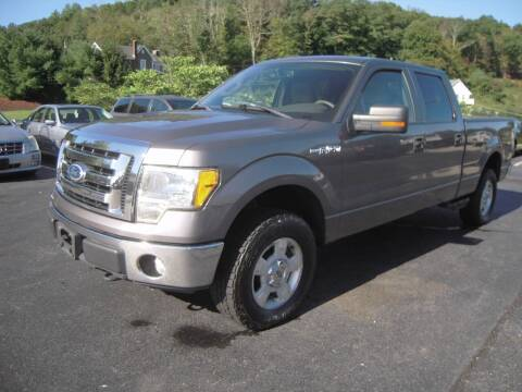2010 Ford F-150 for sale at 1-2-3 AUTO SALES, LLC in Branchville NJ