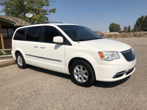 2012 Chrysler Town and Country for sale at 5 Star Truck and Auto in Idaho Falls ID