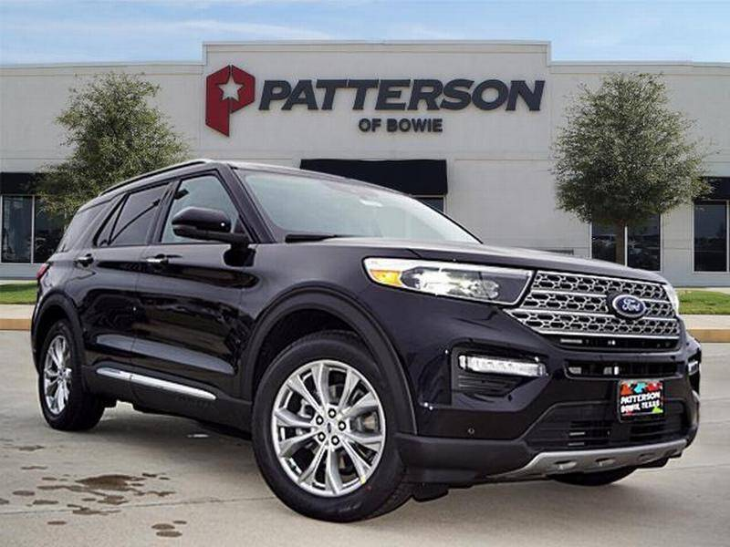 2021 Ford Explorer for sale in Bowie, TX