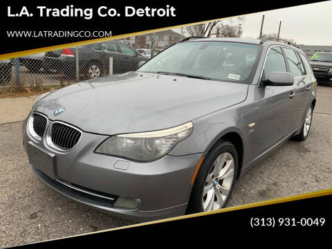 2009 BMW 5 Series for sale at L.A. Trading Co. Woodhaven - L.A. Trading Co. Detroit in Detroit MI