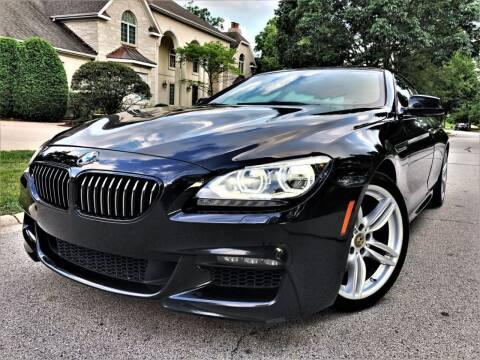 2014 BMW 6 Series for sale at Haus of Imports in Lemont IL