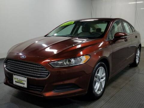 2015 Ford Fusion for sale at NW Automotive Group in Cincinnati OH