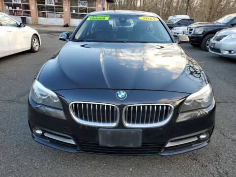 2015 BMW 5 Series for sale at CENTRAL GROUP in Raritan NJ