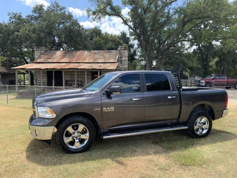 2015 RAM Ram Pickup 1500 for sale at Village Motors Of Salado in Salado TX