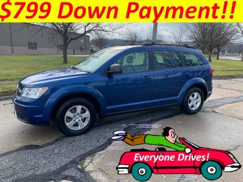 2010 Dodge Journey for sale at World Automotive in Euclid OH