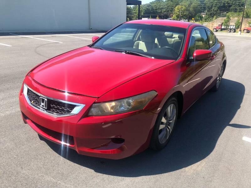 2008 Honda Accord for sale at Allrich Auto in Atlanta GA