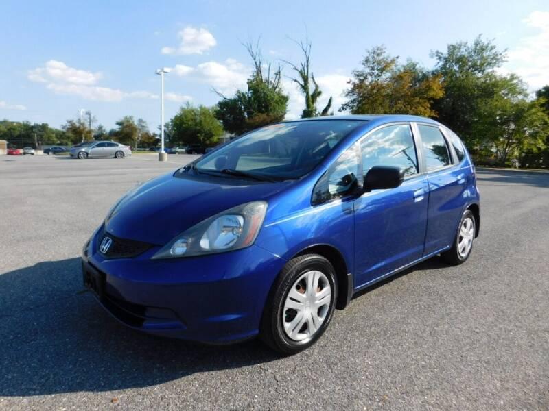2010 Honda Fit for sale at AMERICAR INC in Laurel MD