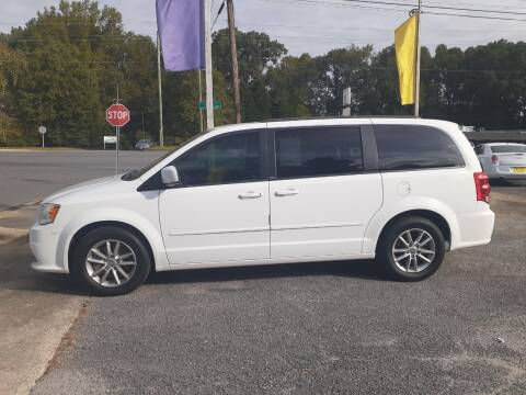 2014 Dodge Grand Caravan for sale at PIRATE AUTO SALES in Greenville NC