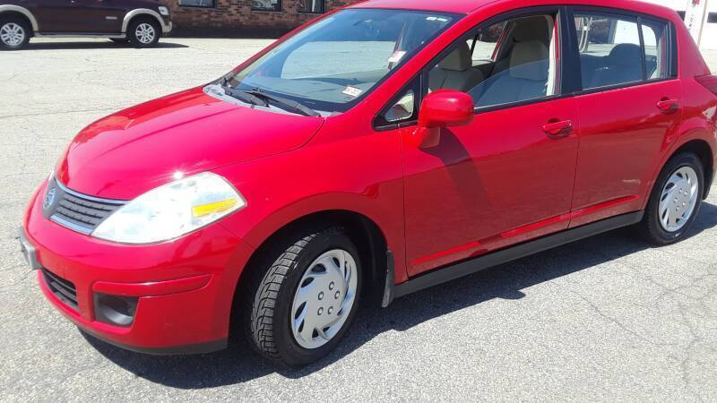 2007 Nissan Versa for sale at Jan Auto Sales LLC in Parsippany NJ