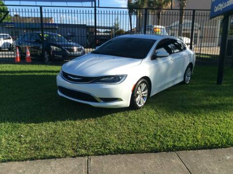 2015 Chrysler 200 for sale at Car City Autoplex in Metairie LA