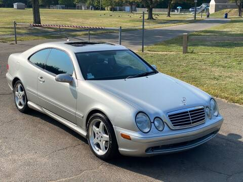 2002 Mercedes-Benz CLK for sale at Choice Motor Car in Plainville CT