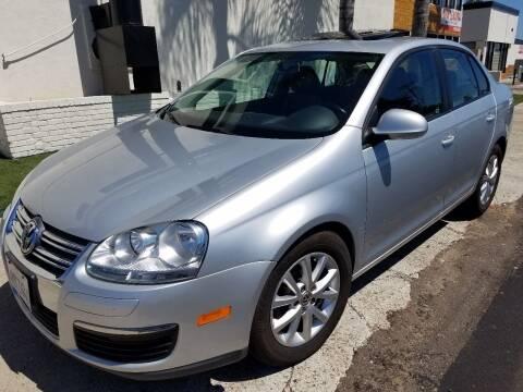 2010 Volkswagen Jetta for sale at Trini-D Auto Sales Center in San Diego CA
