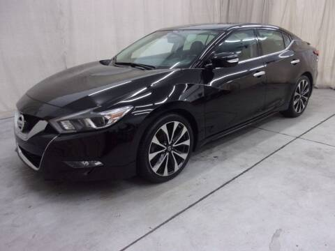 2016 Nissan Maxima for sale at Paquet Auto Sales in Madison OH