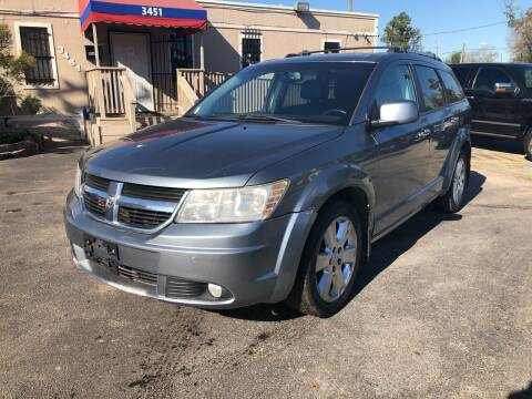 2010 Dodge Journey for sale at Saipan Auto Sales in Houston TX