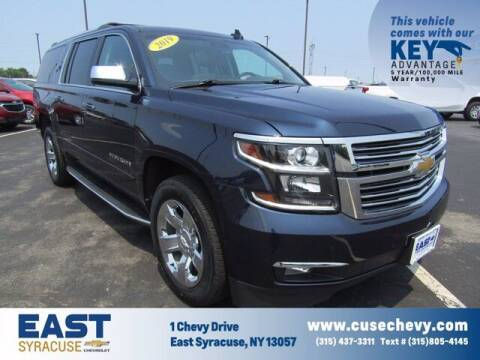 2019 Chevrolet Suburban for sale at East Syracuse Performance Sales & Service in Syracuse NY