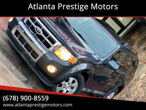 2009 Ford Escape for sale at Atlanta Prestige Motors in Decatur GA